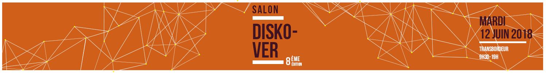 Salon Diskover 3ème édition